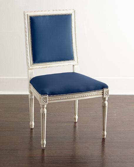 Ingram Leather Dining Chair, B1