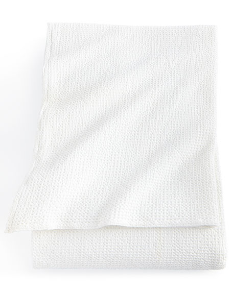 Cecily Twin Waffle Matelasse Coverlet