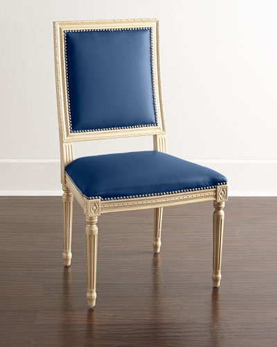 Ingram Leather Dining Chair  B2
