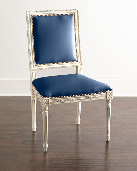 Ingram Leather Dining Chair, B4