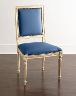 Ingram Leather Dining Chair, B8