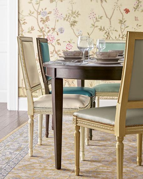 Ingram Leather Dining Chair, C1