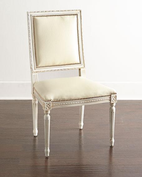 Ingram Leather Dining Chair, C4