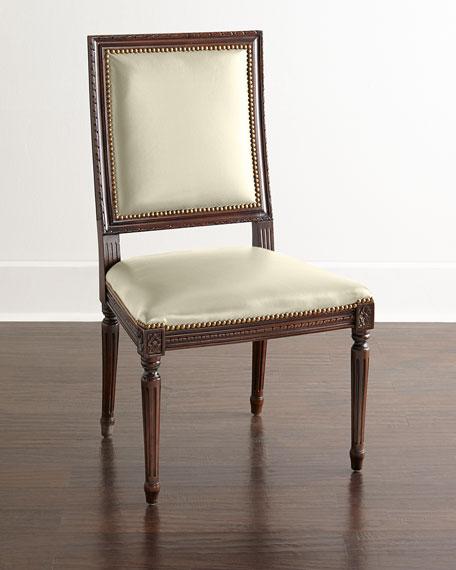 Ingram Leather Dining Chair, C6