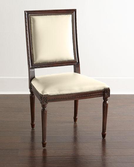 Ingram Leather Dining Chair, C9
