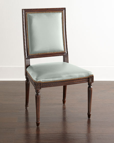 Ingram Leather Dining Chair, E6