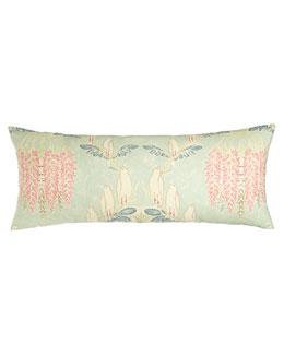 Bluebird Pillow, 36