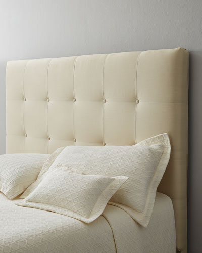 Calypso King Tufted Headboard