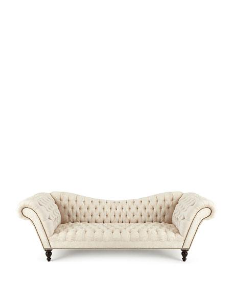 Cora Tufted Sofa