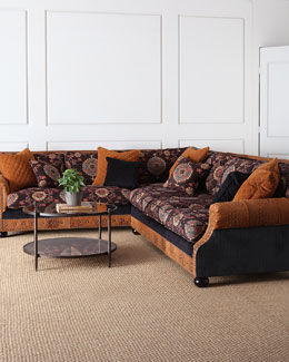 Dixon Two-Piece Sectional Sofa