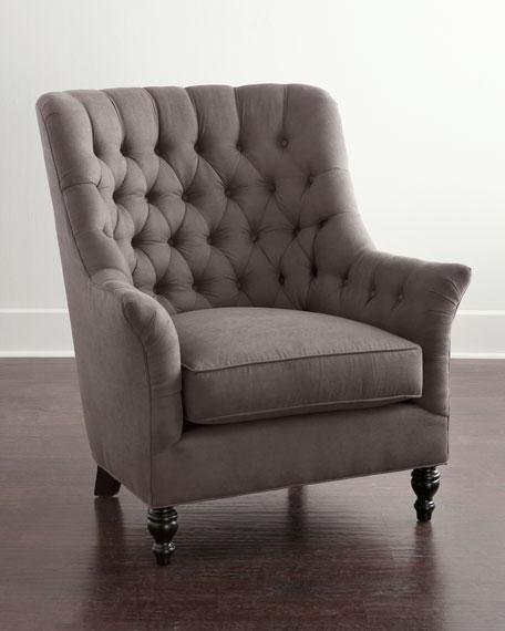 Hearthstone Tufted Chair