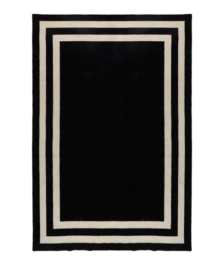 Fitzgerald Border Rug, 10' x 14'