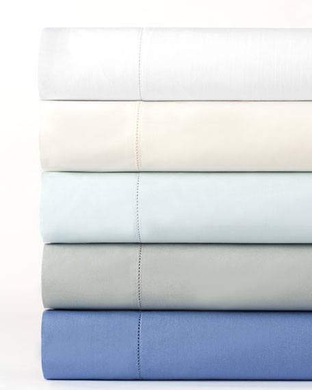 King 500 Thread Count Lia Fitted Sheet