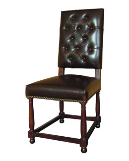 Caleb Tufted Dining Chair