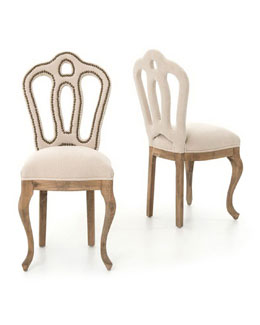 Toasted Cream Dining Chair