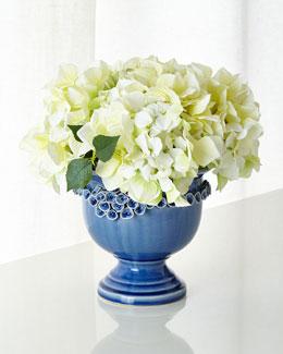 Annabelle's Garden Faux-Floral Arrangement