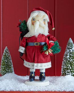 Rupert Santa Figure