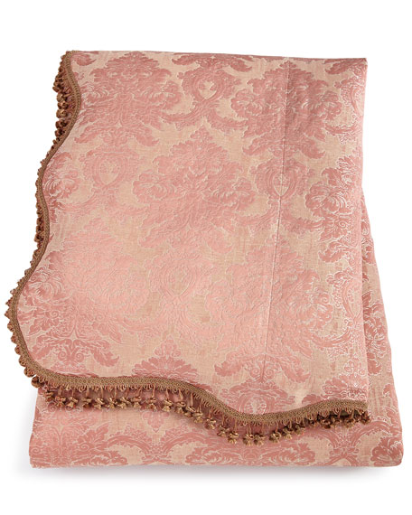 Rue de L'amour Queen Duvet Cover