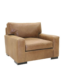 Maxi Leather Chair