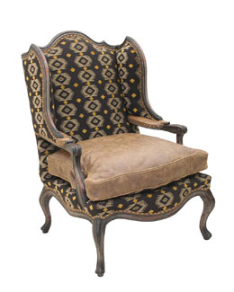 Soto Wing Chair