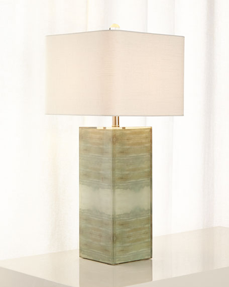 """The Ocean"" Table Lamp"