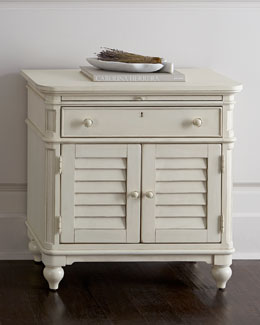 Clarice Two-Door Nightstand