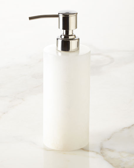 Alabaster Pump Dispenser