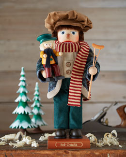 Bob Cratchit Nutcracker