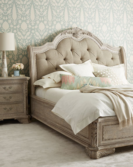 Camilla King Bed