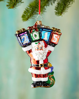 A Year to Display Christmas Ornament