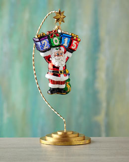 Medium Starlight Ornament Stand