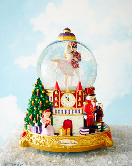 The Nutcracker Suite Snowglobe