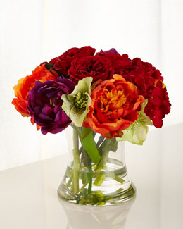 Gather a Bouquet Faux-Floral Arrangement