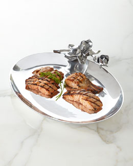 Magnolia Oval Platter