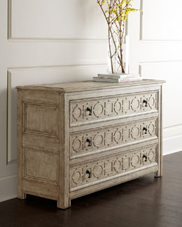 Rodney Three-Drawer Chest