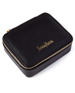 Black Jewelry Pouch
