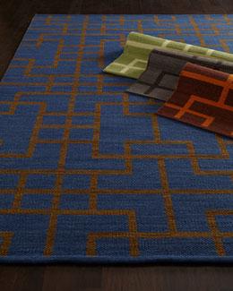 Lemongrass Interlock Maze Runner, 2'3