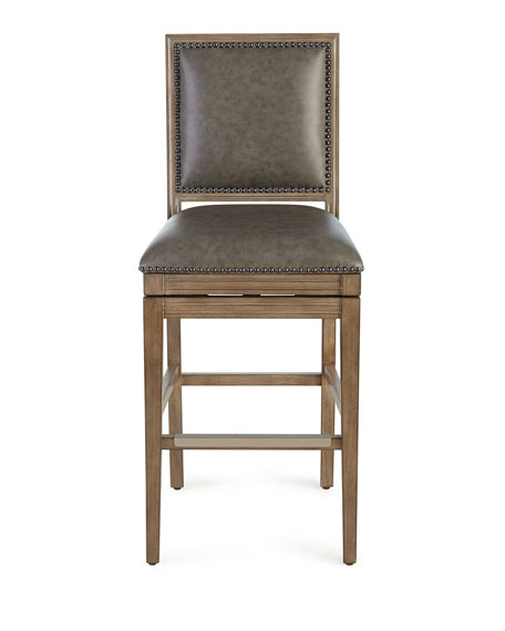 Collin Swivel Barstool
