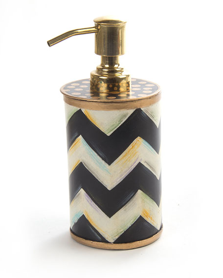 Zigzag Pump Dispenser