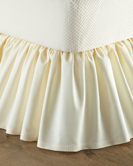 King Ivory Dakota Dust Skirt
