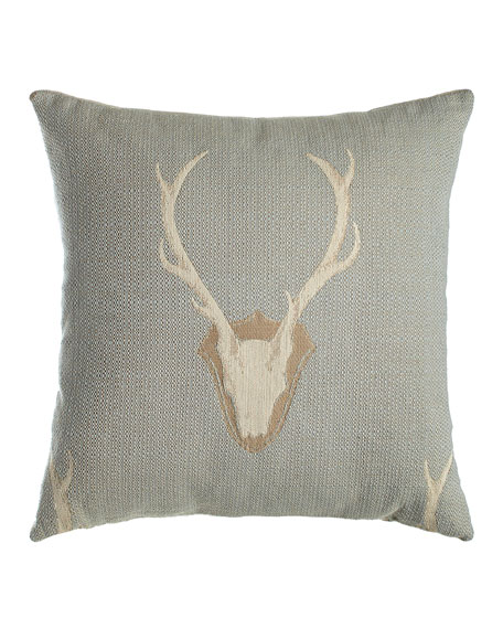 Forester Deer Pillow