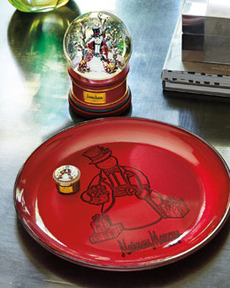 2015 NM Annual Glass Platter