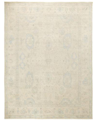 Shriver Oushak Rug, 9' x 12'