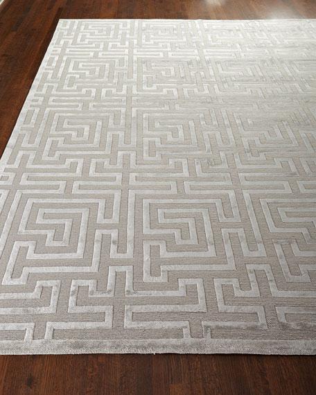 exquisite rugs silver trellis rug