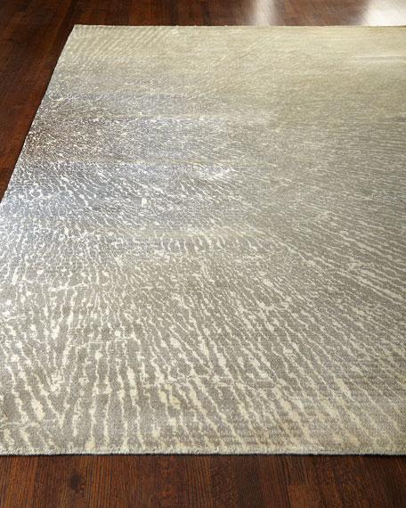 "Porcelain Polish Rug, 9'9"" x 13'9"""