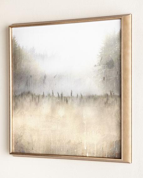 """Late Summer Haze"" Giclee on Canvas Wall Art"