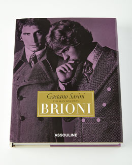 Gaetano Savini The Man Who Was Brioni Hardcover Book