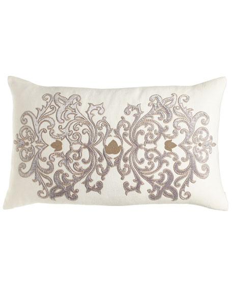 """Vernazza Pillow, 18"""" x 30"""""""