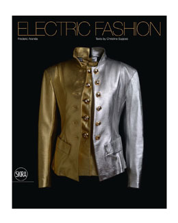 Electric Fashion Hardcover Book