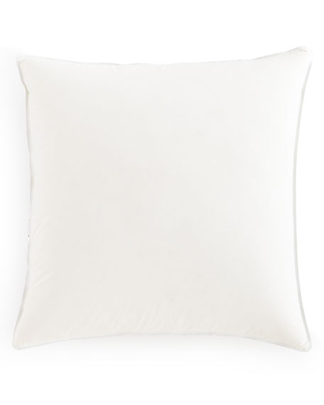 "European Meditation Firm-Support Pillow, 26""Sq."